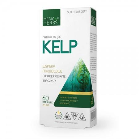 MEDICA HERBS Kelp 60kaps