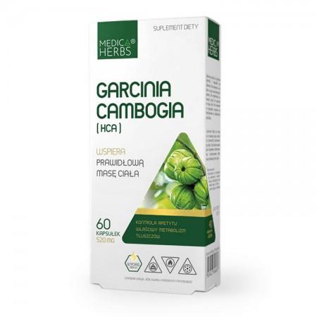 MEDICA HERBS Garcinia Cambogia (HCA) 60kaps