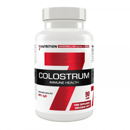 7NUTRITION Colostrum 90kap