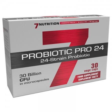 7NUTRITION Probiotic Pro24 30kaps