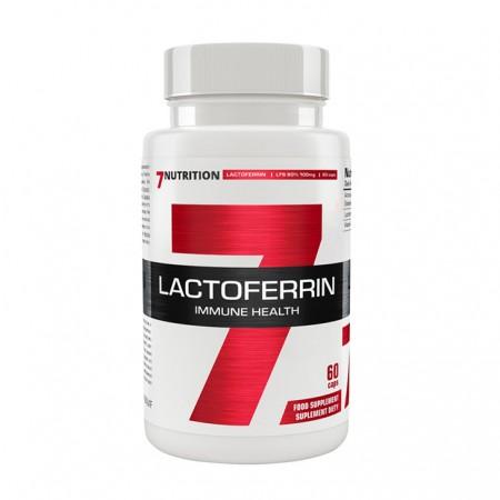 7NUTRITION Lactoferrin (Laktoferyna) 60kap
