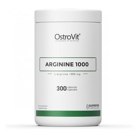 OSTROVIT Arginine (Arginina) 1000 300kap