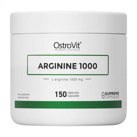 OSTROVIT Arginine 1000 150kaps
