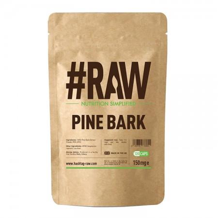 RAW Pine Bark (Wyciąg z kory sosny) 120kaps wege