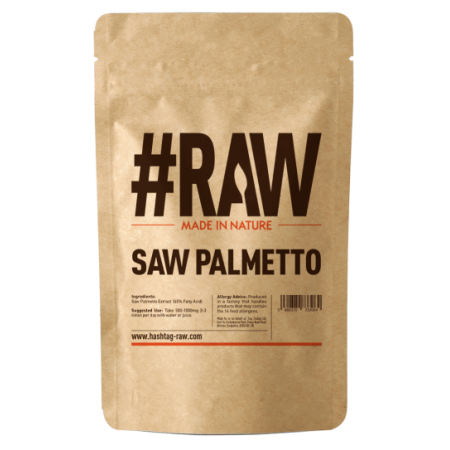RAW Saw Palmetto 500g