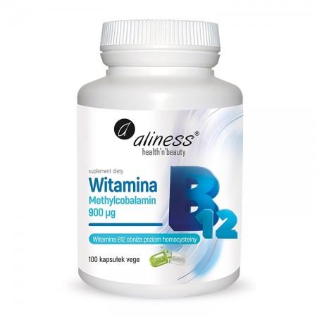 ALINESS Witamina B12 100wege kaps