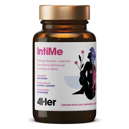 HealthLabs IntiMe 30kap vege