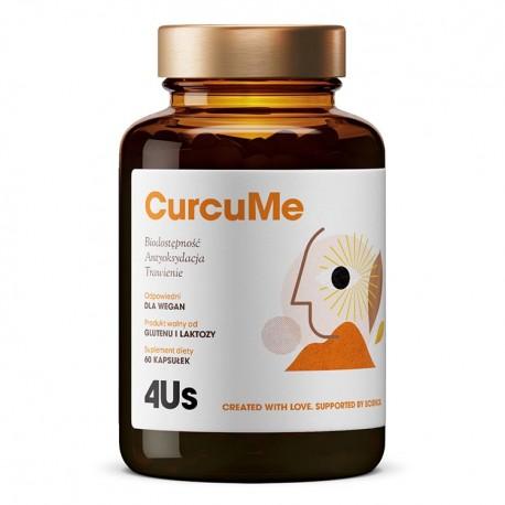 HealthLabs CurcuMe 60kap vege