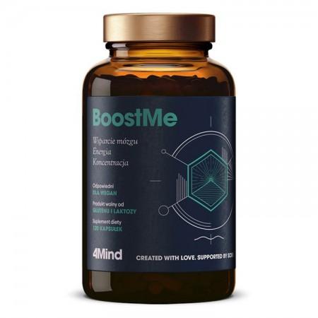 HealthLabs BoostMe 120kap vege