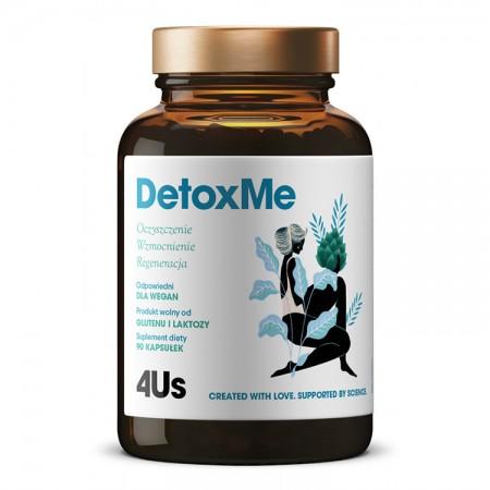 HealthLabs DetoxMe 90kap vege