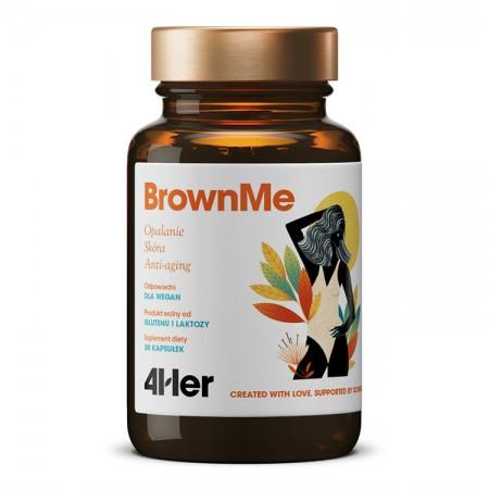 HealthLabs BrownMe 30kaps