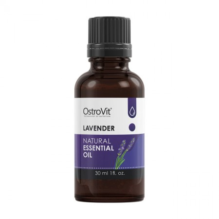 OSTROVIT Lavender Natural Essential Oil (Olejek lawendowy) 30ml