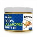 NUTVIT 100% Almond Butter Crunchy 500g
