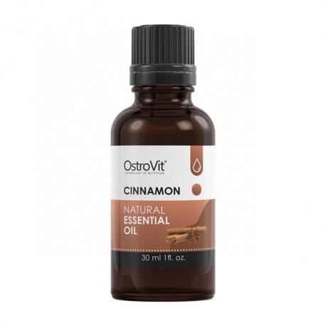 OSTROVIT Cinnamon Natural Essential Oil (Naturalny olejek eteryczny cynamonowy z kory) 30ml