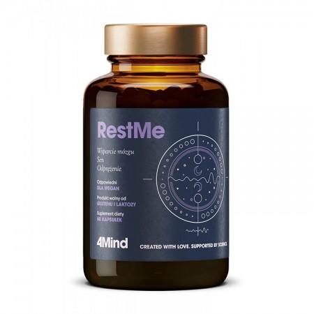HealthLabs RestMe 60kaps vege