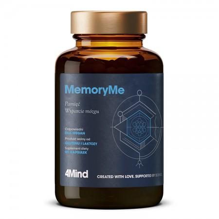 HealthLabs MemoryMe 90kaps vege