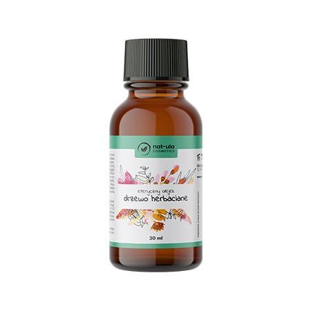 NAT-ULA Eteryczny olejek z drzewa herbacianego 30ml