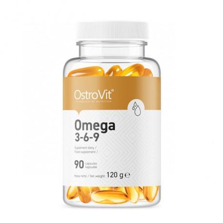 OSTROVIT Omega 3-6-9 90kap