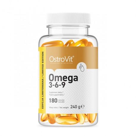 OSTROVIT Omega 3-6-9 180kap