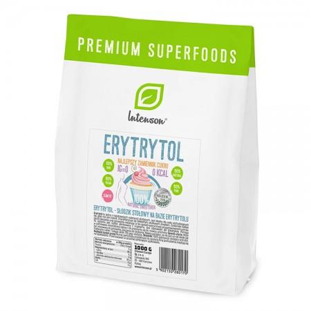 INTENSON Erytrytol 1kg