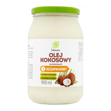 INTENSON Olej kokosowy rafinowany 900ml