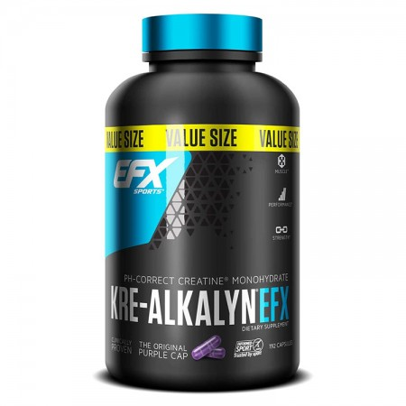 EFX SPORTS Kre-Alkalyn EFX 192kaps