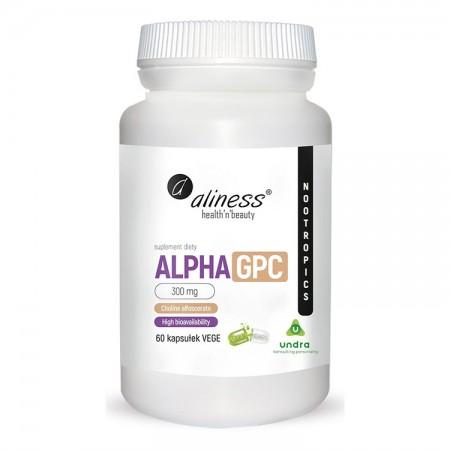 ALINESS Alpha GPC 300mg 60kap vege