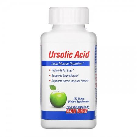 LABRADA Ursolic Acid (Kwas ursolowy) 120kap vege
