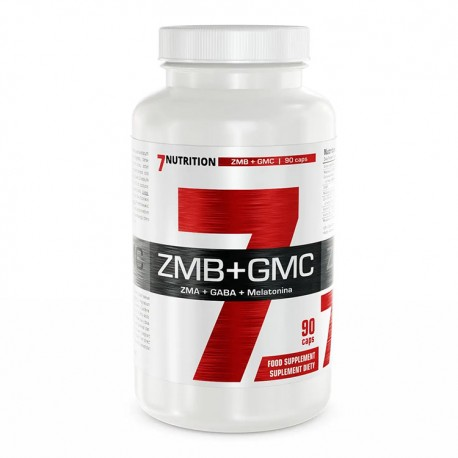 7NUTRITION ZMB + GMC 90kaps