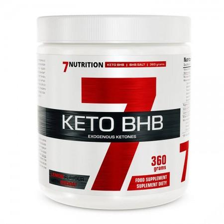 7NUTRITION Keto BHB 360g Lemon