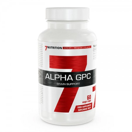 7NUTRITION Alpha Gpc 60kap vege