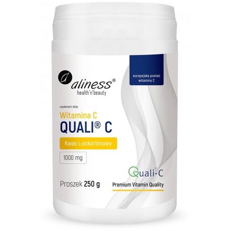 ALINESS Witamina C Quali®-C (kwas L-askorbinowy) 250 g