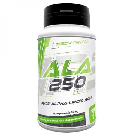 ALA Alpha Lipoic Acid 60kap