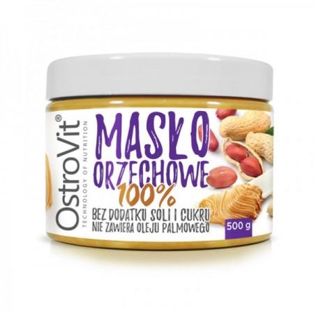 OSTROVIT Masło orzechowe 100% 500g