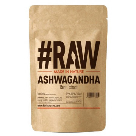 RAW Ashwagandha Root Extract 250g