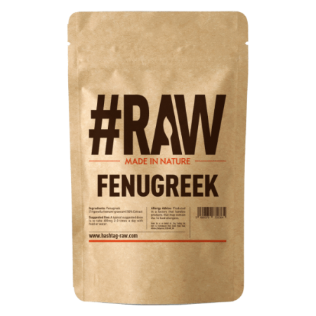 RAW Fenugreek 100g