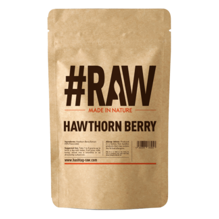 RAW Hawthorn Berry 100g