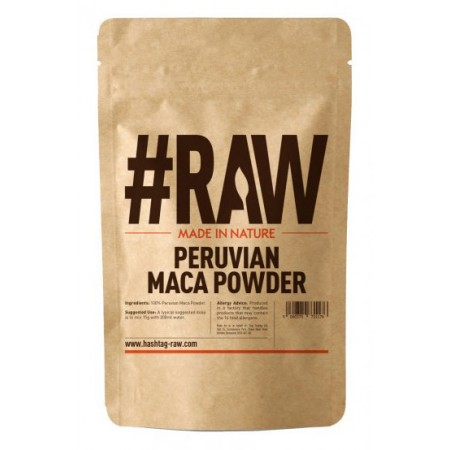 RAW Peruvian Maca Powder 500g