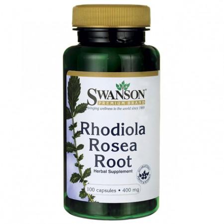 Rhodiola Rosea Różeniec górski 100kap