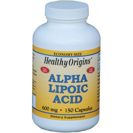 Alpha Lipoic Acid 600mg 150kap