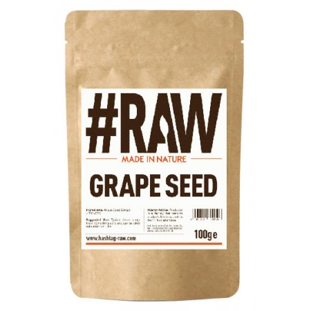 Grape Seed Ekstrakt z pestek winogron 100g