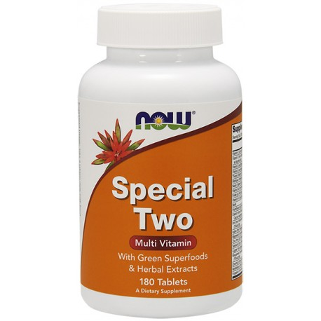 Special Two Multi Vitamin 180tab
