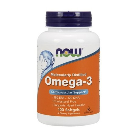 NOW FOODS Omega 3 100kap