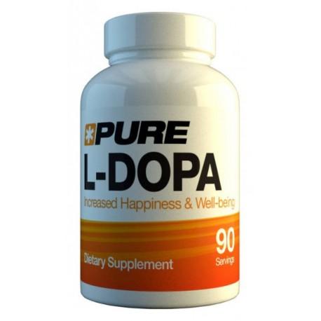 L-Dopa - Mucuna Pruriens 90kap
