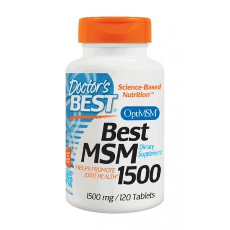Best MSM 1500 120tab