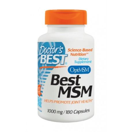 Best MSM 1000mg 180kap