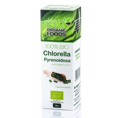 Bio Chlorella Pyrenoidosa 320tab