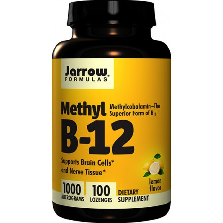 JARROW Methyl B-12 1000mcg 100tab
