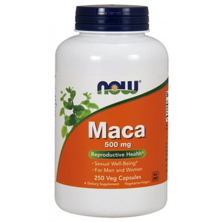 NOW FOODS Maca 250kap wege