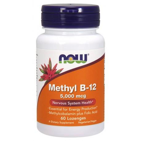 Methyl B-12 with Folic Acid 60tab